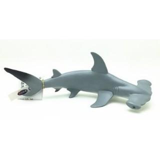 [協貿國際]   野生動物模型雙髻鯊鎚頭鯊鋤頭鯊 1入