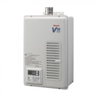 林內經銷商.購買有保障......林內熱水器REU-V1611WFA日本原裝16公升強制排氣熱水器.保固三年