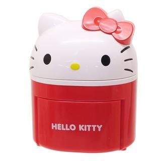 日本 三麗鷗 Hello Kitty 凱蒂貓 上掀 抽屜 收納盒 收納抽屜櫃~現貨