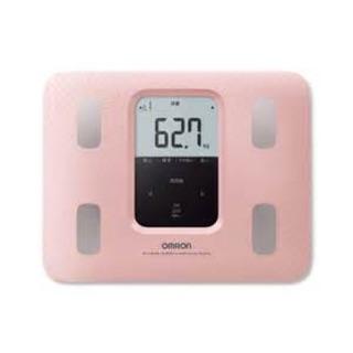 歐姆龍 OMRON 體重體脂計 HBF-220粉紅色 比HBF-212/HBF214/HBF-216/HBF-217好用