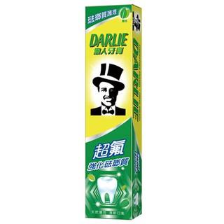 黑人超氟強化琺瑯質牙膏-先進潔齒配方 250g  黑人牙膏