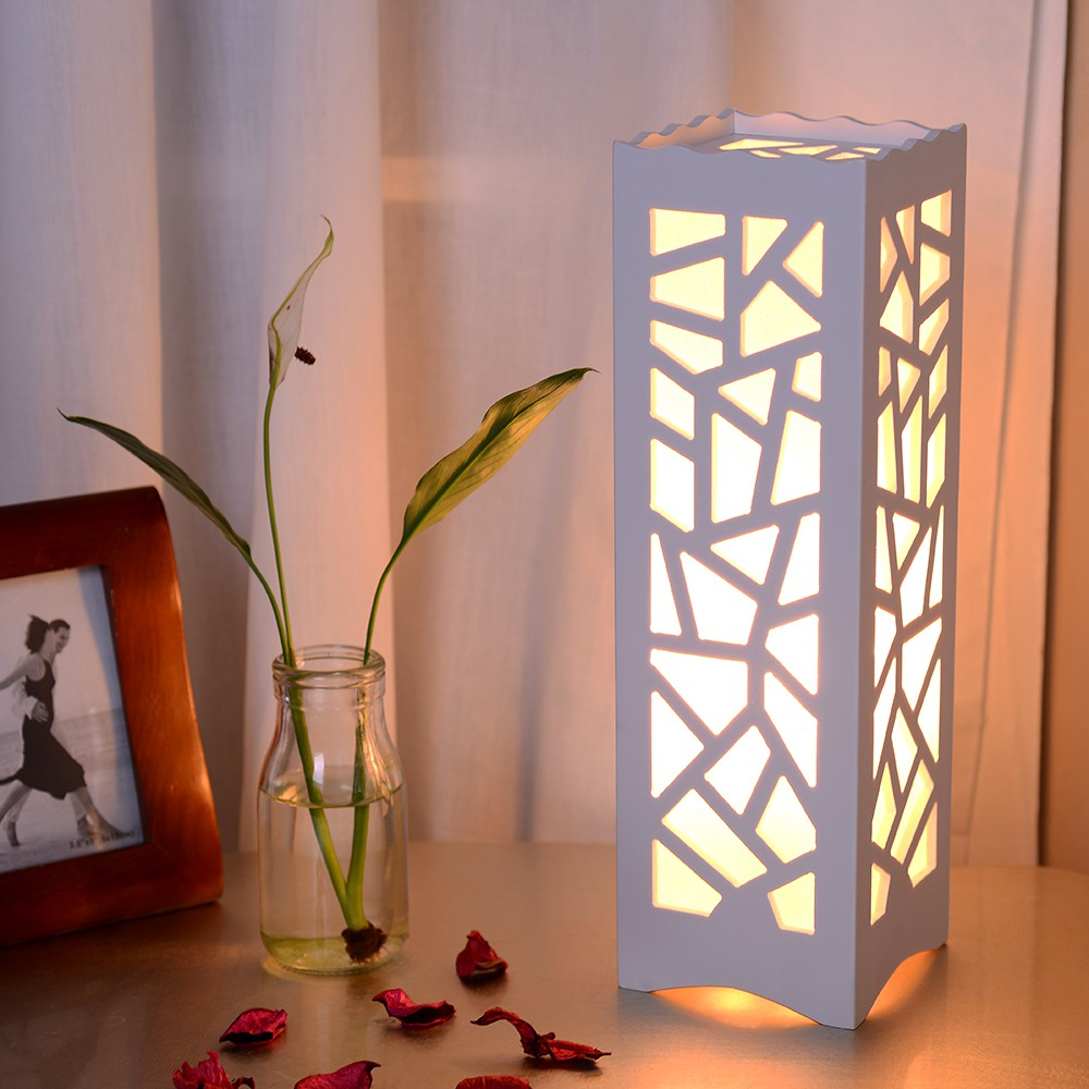 檯燈-LED燈泡節能檯燈燈具簡約小夜燈客廳書房臥室床邊燈