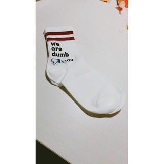 韓國流行少女中長襪