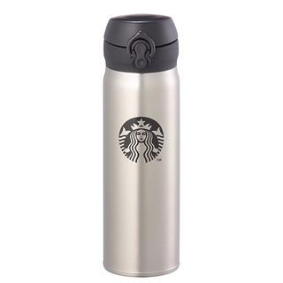 星巴克 Starbucks 500ml JNL 黑品牌輕量隨身瓶_☆找好物FINDGOODS☆