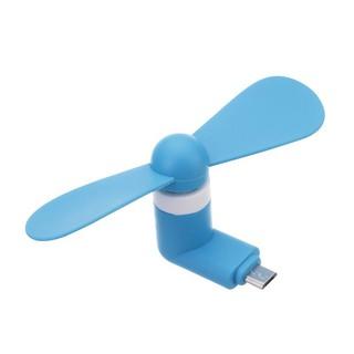 新品批發標圖 蘋果USB風扇6s手機迷你小風扇安卓靜音大風力學生隨身電風扇