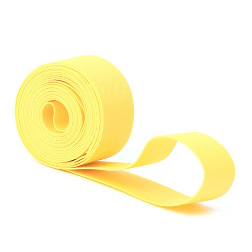 RISK 高韌性PVC防穿刺內襯 襯帶 29吋~26吋 700C 外胎內胎輪胎使用(2條裝)