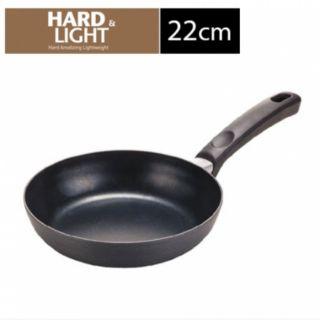 【樂扣樂扣】HARD&LIGHT系列 (22cm) 酷菲偲輕鬆煮炒 不沾鍋