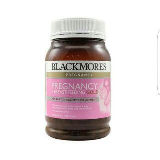 澳洲BLACKMORES Pregnancy Gold 孕哺婦綜合維他命