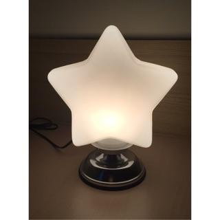 星型 夜燈 床頭燈 桌燈