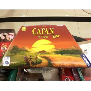卡坦島 旅遊版 Catan