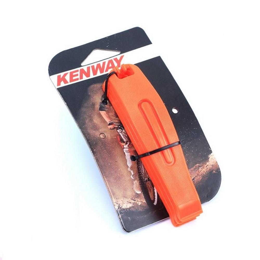 (一組3支售)KENWAY自行車尼龍挖胎棒 防刮傷輪圈塑鋼撬胎棒 輪胎卸胎棒 外胎拔胎棒 內胎拆胎棒