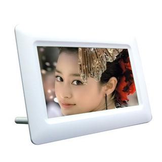【現貨】8吋 LED數位相框  8吋電子相冊電子相框 廣告機 數位相框8吋 日曆/mp3/MP4/鬧鐘