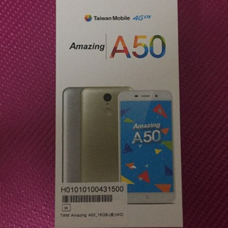 Taiwan Mobile Amazing A50