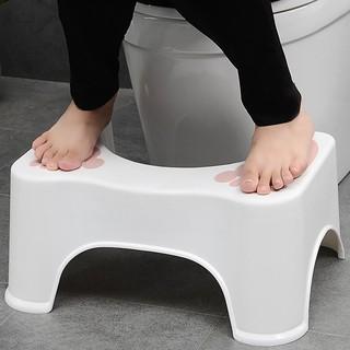 Lyi加厚塑料馬桶墊腳凳子坐便凳蹲坑腳凳子蹲便凳增高孕婦兒童如廁凳