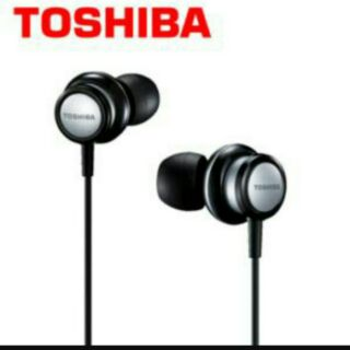 Toshiba 耳機 RZE-S60 重低音 黑銀