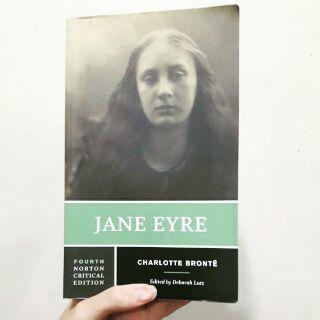 Jane Eyre 簡愛原文書