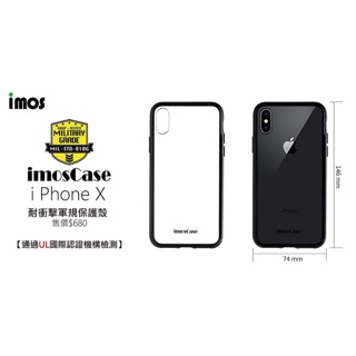 ImosCase For iPhone X