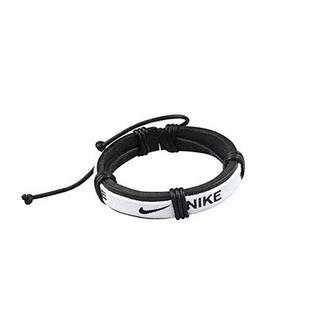 阿迪手環Adidas耐克nike牛皮手環運動手環籃球手環手腕帶男女款手環