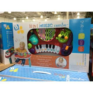 BLUE BOX 10合1電子琴玩具【好市多 好事多 COSTCO代購】