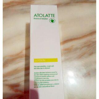 韓國製ATOLATTE安托舒敏保溼乳液(植物性)