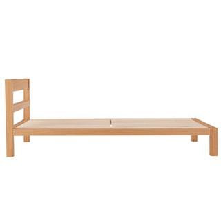 [二手]無印良品 橡木床架S(單人)