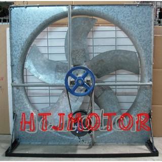 """36吋 1HP 36"""" 薄型工業排風機 42吋 畜牧扇 42"""" 抽風機 通風機 送風機 抽排風扇 54吋"""