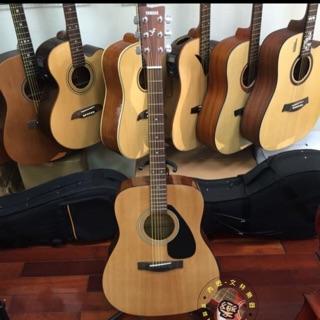 ☆文林樂器☆YAMAHA民謠吉他 F-310 初階吉他 原廠袋 吉他 公司貨