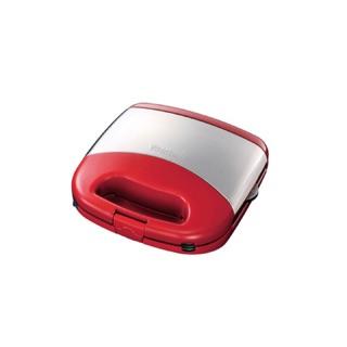 日本 Vitantonio VWH-30-R 鬆餅機 三明治機 內附兩種烤盤 紅色