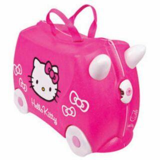 英國Trunki兒童行李箱Hello Kitty登機箱豪華版~全新正品~