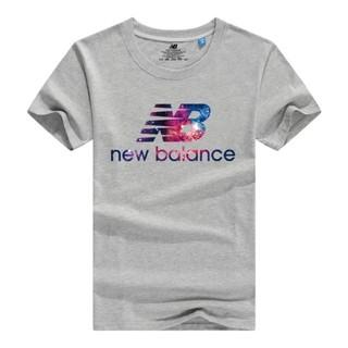 (3件1080)男短袖 男短t 短袖t恤 new balance短袖 NB短t 男上衣 短袖素t 短袖衣服 短t t恤
