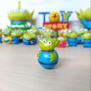 扭蛋 轉蛋 玩具總動員 sega 三眼怪 不倒翁 公仔