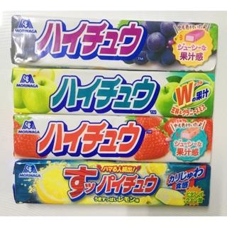 六本舖-日本原裝嗨啾 水果夾心軟糖 12粒裝
