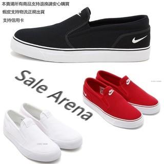 ~ ~Nike Toki Slip Txt Print 一腳蹬懶人鞋黑色花卉刺繡Nike