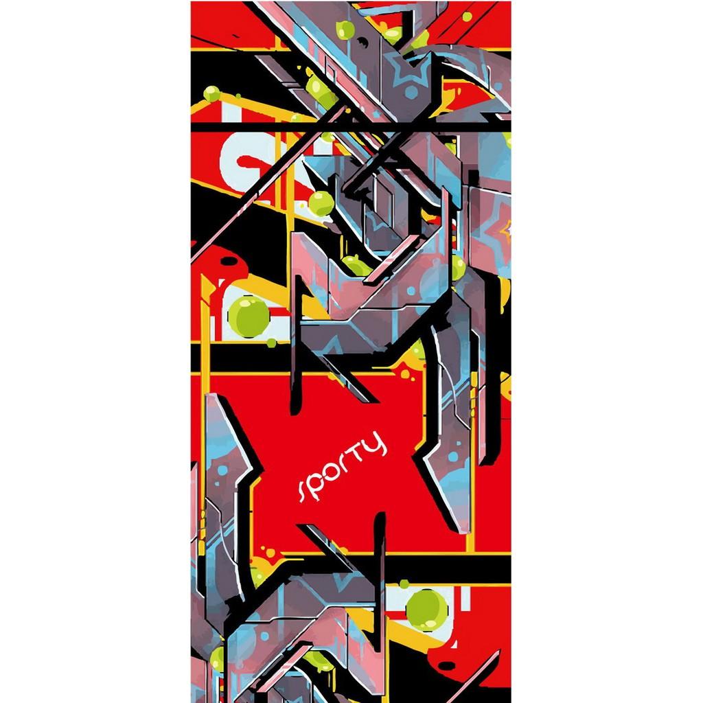【阿亮單車】SPORTY司普堤 I-MAGIC全彩魔幻頭巾探索系列 萬像圖 C0654