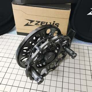 [ RaBinu ] 東區 ZENIS  VT-88 前打輪 無煞車 鐵鈦灰