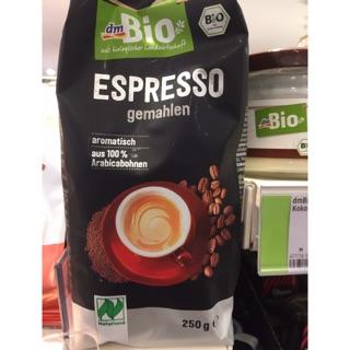 有機咖啡粉(Espresso義式濃縮咖啡)250g$290