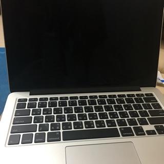 2015 MacBook Pro 13吋 256GB