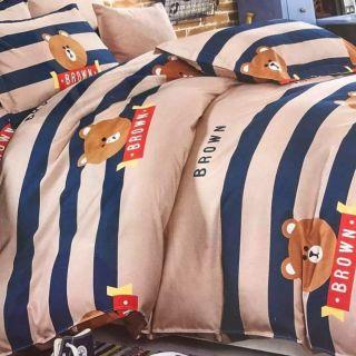 寶貝熊純棉被床組