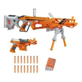 *菲比小舖* Nerf 軟彈狙擊槍+手槍組 Nerf 菁英系列 迅猛神射 巡弋神射 狙擊 遠程 長槍 軟彈