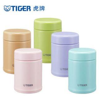 TIGER虎牌250cc 食物罐粉嫩系不鏽鋼FUN彩杯(MCA-B025)