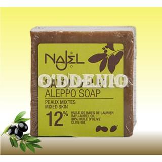 阿勒坡12%月桂油橄欖手工古皂200gx8+阿勒坡40%月桂油橄欖手工古皂185gx5