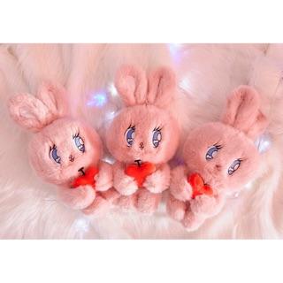 [預購] 韓國品牌 CHUU Estherloveschuu 粉紅色兔子娃娃