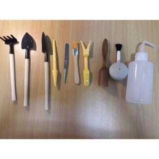 多肉植物工具十入組(不拆賣)