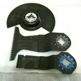BOSCH鋰電魔切機專用配件GOP三件套裝組
