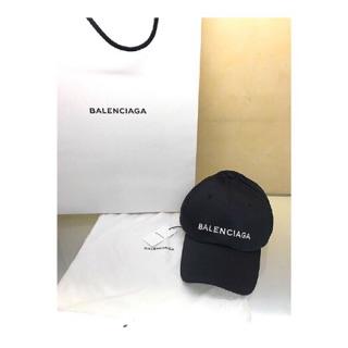 現貨 Balenciaga 老帽 巴黎世家 黑色