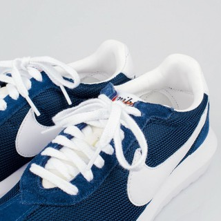 Nike WMNS Roshe LD-1000 QS 深藍 男鞋 復古 阿甘鞋 藍白