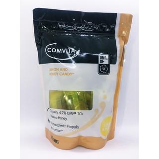 紐西蘭Comvita活性麥蘆卡 蜂膠蜂蜜潤喉糖 UMF 10+ 40粒蜂膠喉糖檸檬蜂蜜