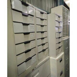 二手 七層辦公鐵櫃 抽屜鐵櫃