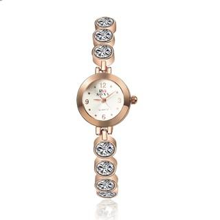 _ 新 SOXY 奢侈品牌手錶女士水晶手鍊手錶石