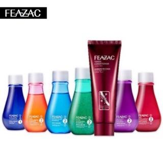 【Darling小舖】FEAZAC 舒科 頭皮賦育洗髮/護髮素輕巧瓶/即刻救援護髮素(免沖洗)